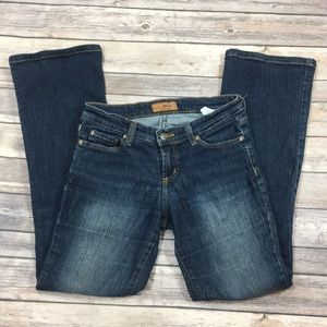 Denim - Blue stretch Jeans